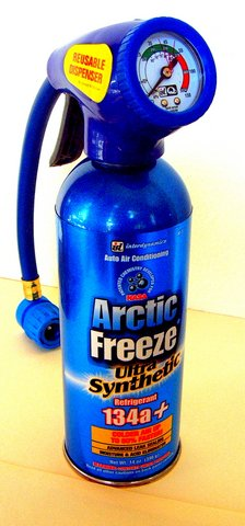 Arctic Freeze - DIY Top-Up in a Can!